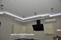 Подсветка ниши потолка 3525-120 Холодная
